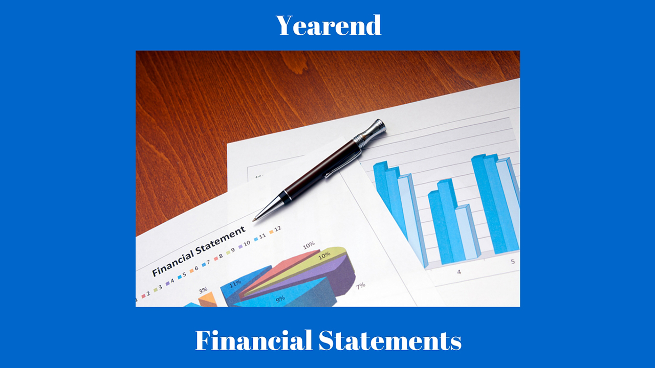 How to prepare for a yearend financial statement review