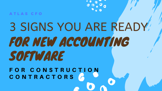 3 Signs You are Ready for New Accounting Software